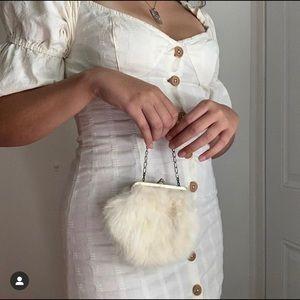 Miniature Fur Vintage Coin-purse